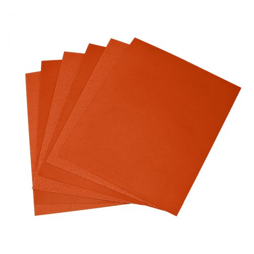 fogli in carta abrasiva al corindone
