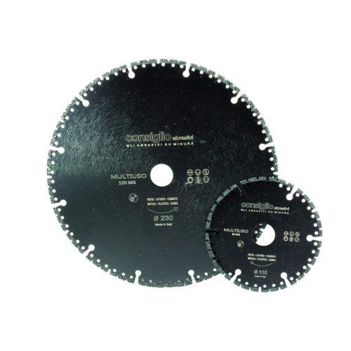 dischi diamantati universali multiuso
