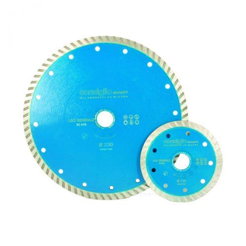 dischi diamantati per uso generale