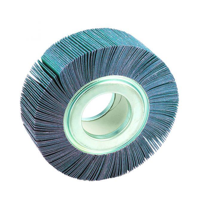 ruote lamellari in tela extra flessibile