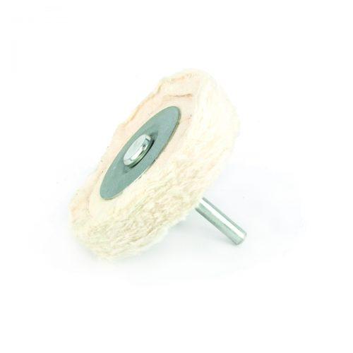 dischi in cotone con gambo