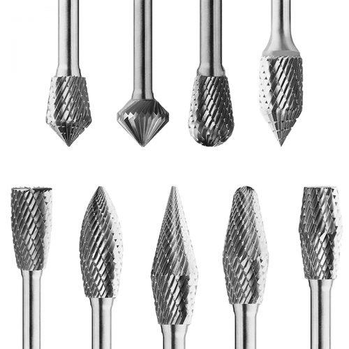 Frese in metallo duro - Combi