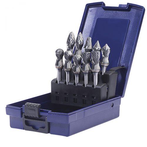 Set frese in metallo duro - Radius - 10pz