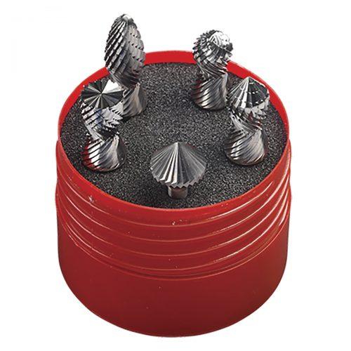 Set frese in metallo duro - Radius - 5pz