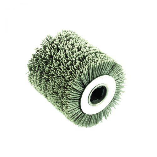 spazzole con foro in nylon