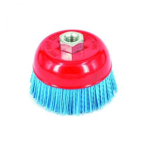 spazzole a tazza in nylon