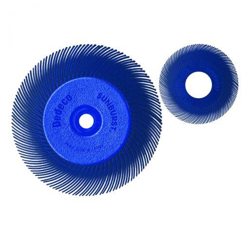 spazzole radiali di diametro medio 150mm 200mm