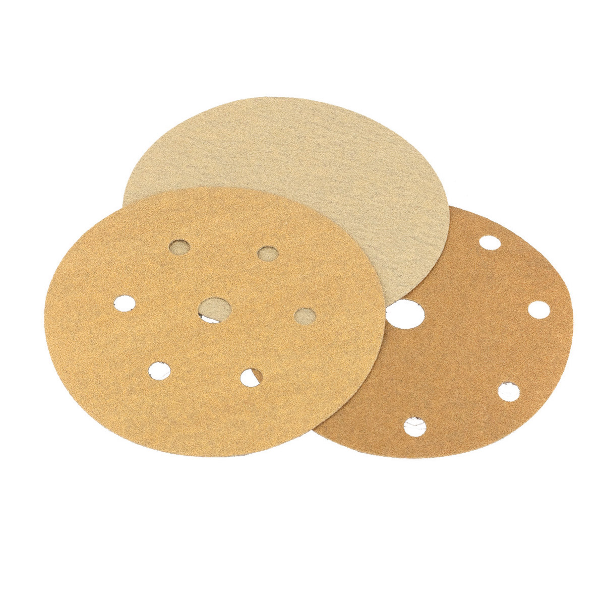 dischi velcrati in carta abrasiva peso c