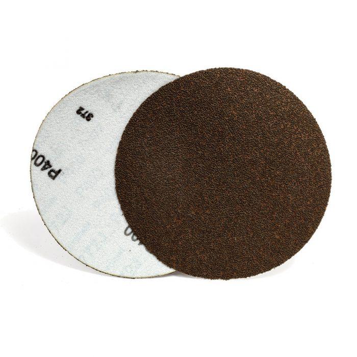 dischi velcrati in tela agglomerati