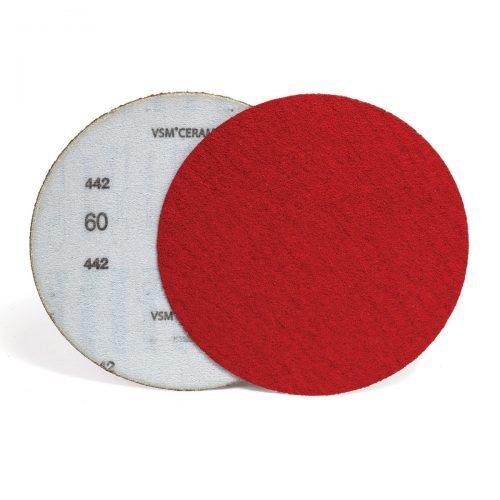 ischi velcrati in tela ceramici additivati