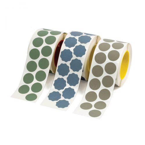 mini dischi e margherite per spot repair